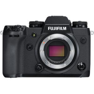 富士フイルム X-H1 ミラーレス一眼カメラ 「FUJIFILM X-H1」 ボディ<br&g...