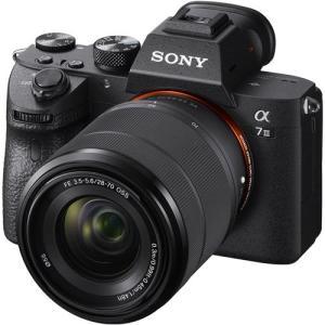ソニー ILCE-7M3K ミラーレス一眼カメラ「α7III」 レンズキット<br>31...