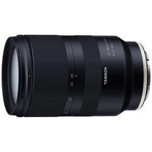 タムロン 交換用レンズ 28-75mm F/2.8 Di III RXD ソニーEマウント用(Mod...