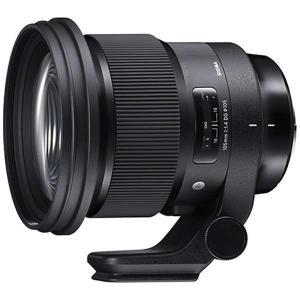 シグマ 交換用レンズ 105mm F1.4 DG HSM Art ソニーEマウント用<br&g...