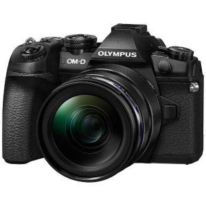 オリンパス OMD-EM1MK2-L1240K デジタル一眼カメラ「OM-D E-M1 MarkII...