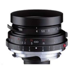 コシナ フォクトレンダー 交換レンズ COLOR SKOPAR 21mm F4P<br>...