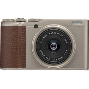 富士フイルム XF10-G コンパクトデジタルカメラ シャンパンゴールド