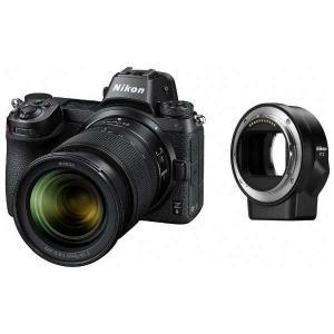 ニコン Z6L2470FTZKIT ミラーレス一眼カメラ Nikon Z 6 レンズ+マウントアダプ...