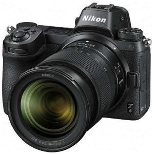 ニコン Z6L2470KIT ミラーレス一眼カメラ Nikon Z 6 24-70 レンズキット&l...