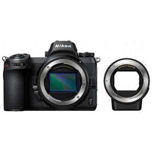 ニコン Z7FTZKIT ミラーレス一眼カメラ Nikon Z 7 FTZマウントアダプターキット&...