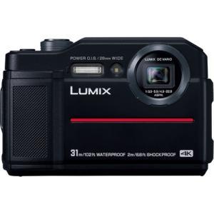 パナソニック DC-FT7-K コンパクトデジタルカメラ LUMIX(ルミックス) ブラック<...