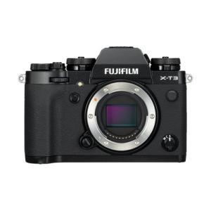 富士フイルム FX-T3-B ミラーレス一眼カメラ 「FUJIFILM X-T3」 ボディ ブラック...