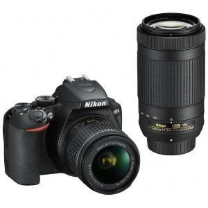 ニコン D3500-W70300KIT デジタル一眼レフカメラ「D3500」ダブルズームキット&lt...