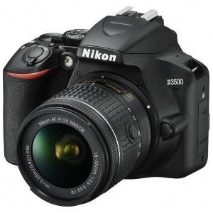 ニコン D3500-L1855KIT デジタル一眼レフカメラ「D3500」18-55 VR レンズキ...