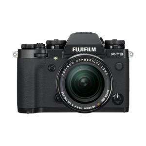 富士フイルム FX-T3LK-B ミラーレス一眼カメラ 「FUJIFILM X-T3」 レンズキット...