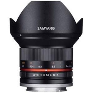 SAMYANG 交換レンズ 12mm F2.0 NCS CS【ソニーEマウント(APS-C用)】(シ...