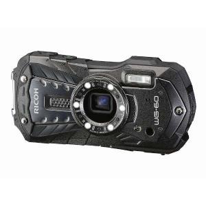 リコー WG-60BK デジタルカメラ「RICOH WG-60」(ブラック)|yamada-denki