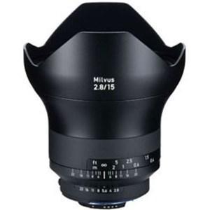 コシナ 交換レンズ MILVUS(ミルバス) 2.8/15 ZF.2(CPU付きニコンAi-sマウン...