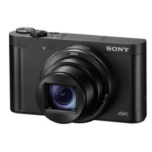 ソニー DSC-WX800 コンパクトデジタルカメラ Cyber-shot(サイバーショット)ブラッ...