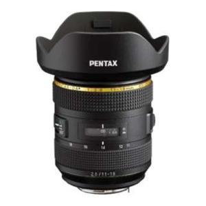 リコー HD PENTAX-DA カメラレンズ 11-18mmF2.8ED DC AW【ペンタックスKマウント(APS-C用)|yamada-denki