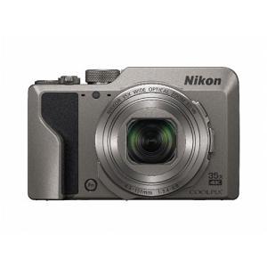 ニコン A1000SL コンパクトデジタルカメラ COOLPIX(クールピクス) シルバー<b...