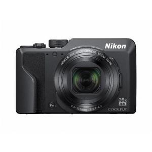 ニコン A1000BK コンパクトデジタルカメラ COOLPIX(クールピクス) ブラック<b...