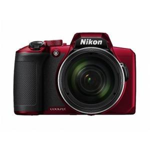 ニコン B600RD コンパクトデジタルカメラ COOLPIX(クールピクス) レッド<br&...