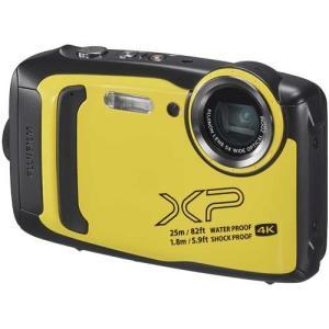 富士フイルム FFX-XP140Y XP140 コンパクトデジタルカメラ FinePix(ファインピ...