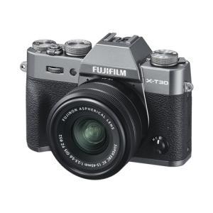 富士フイルム FUJIFILM X-T30 ミラーレス一眼カメラ XC15-45mm レンズキット ...