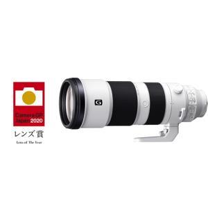 ソニー SEL200600G Gレンズ FE 200-600mm F5.6-6.3 G OSS Eマ...