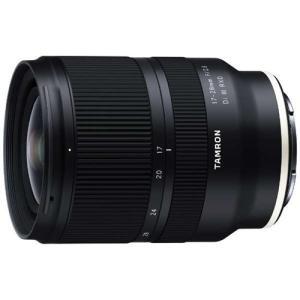 タムロン 17-28mm F/2.8 Di III RXD(Model A046) 交換用カメラレン...