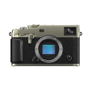 富士フイルム FUJIFILM X-Pro3 ミラーレス一眼カメラ ボディ DRシルバー