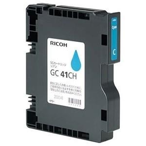 リコー GC41CH 515826 SGカートリッジ シアン<br>119