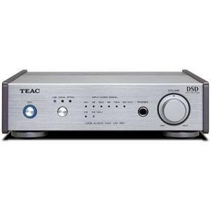 ティアック UD-301-SP/S 【ハイレゾ音源対応】D/Aコンバーター USB DAC スペシャ...