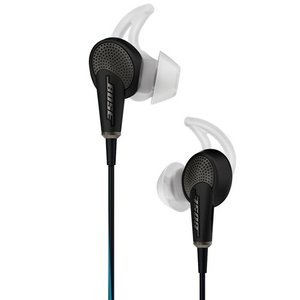 BOSE(ボーズ) QUIETCOMFORT20SMBK マイク&コントローラー搭載ノイズキャンセリ...