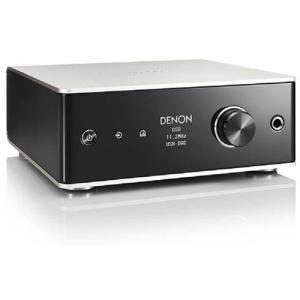 デノン DA-310USB-SP 【ハイレゾ音源対応】 USB-DAC/ヘッドホンアンプ シルバー yamada-denki
