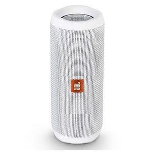 JBL JBLFLIP4WHT ウォータープルーフ対応 Bluetoothスピーカー 「JBL FL...