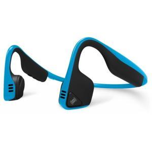 AfterShokz AFT-EP-000001 Bluetooth対応 骨伝導ヘッドホン 「TREKZ Titanium」 オーシャンブルー