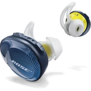 Bose(ボーズ)  SoundSport Free wireless 完全ワイヤレスイヤホン ミッドナイトブルー|yamada-denki