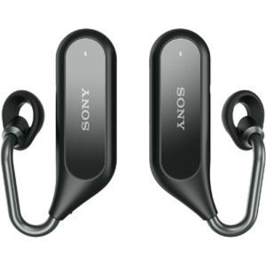 ソニー XEA20-B ワイヤレスオープンイヤーステレオヘッドセット 「Xperia Ear Duo」 ブラック|yamada-denki