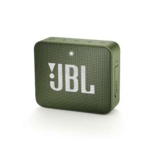 JBL JBLGO2GRN 防水対応ポータブルBluetoothスピーカー 「JBL GO 2(ゴー...