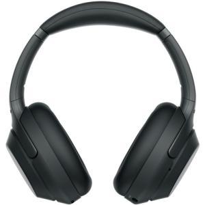 ソニー WH-1000XM3BM ワイヤレスノイズキャンセリングヘッドホン 1000Xシリーズ  ブ...