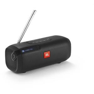 JBL JBLTUNERFMBLKJN Bluetoothスピーカー ブラック
