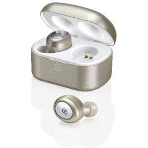 M-SOUNDS MS-TW21CG 完全ワイヤレスイヤホン シャンパンゴールド