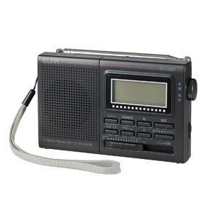 ELPA ER-C55T AM/FM/SW デジタルラジオ