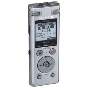 オリンパス DM-720-SLV ICレコーダー Voice...