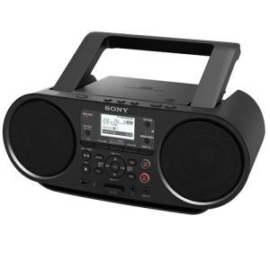 ソニー ZS-RS81BT Bluetooth・ワイドFM対応 CDラジオ|yamada-denki