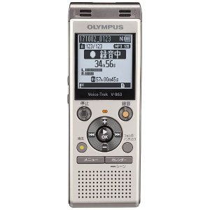 オリンパス V-863-GLD ICレコーダー 「Voice...