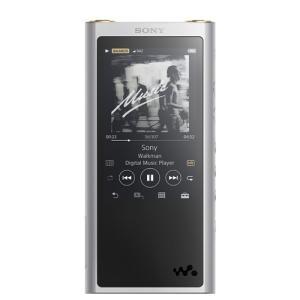 ソニー NW-ZX300-S 【ハイレゾ音源対応】デジタルオーディオプレーヤー ウォークマン WALKMAN ZXシリーズ (シルバー/64GB)|yamada-denki