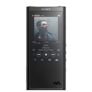 ソニー NW-ZX300GBM ウォークマン ウォークマンA50シリーズ 128GB ブラック&lt...