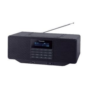 パナソニック RX-D70BT-K Bluetooth対応CDラジオ ブラック yamada-denki