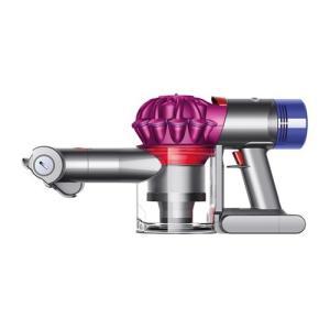ダイソン HH11MH サイクロン式ハンディクリーナー 「Dyson V7 Trigger」 アイアン/フューシャ|yamada-denki