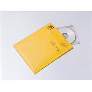 ナカバヤシ CD-602-05 郵送用封筒 5枚入り イエロー|yamada-denki
