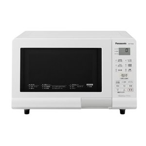 パナソニック NE-T15A2-W オーブンレンジ 丸皿調理タイプ 15L ホワイト|yamada-denki
